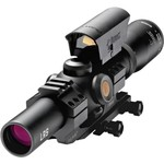 Burris Fullfield TAC30™ 1 - 4 x 24 Tactical Scope with FastFire Red-Dot Reflex Sight