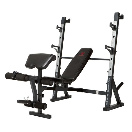 Display product reviews for Marcy Diamond Elite Olympic Weight Bench