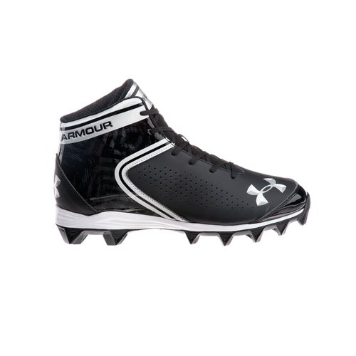 Under Armour  Men s Hammer Mid-Top Football Cleats