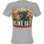 Ducks Unlimited Adults' Blind Date Short Sleeve T-shirt