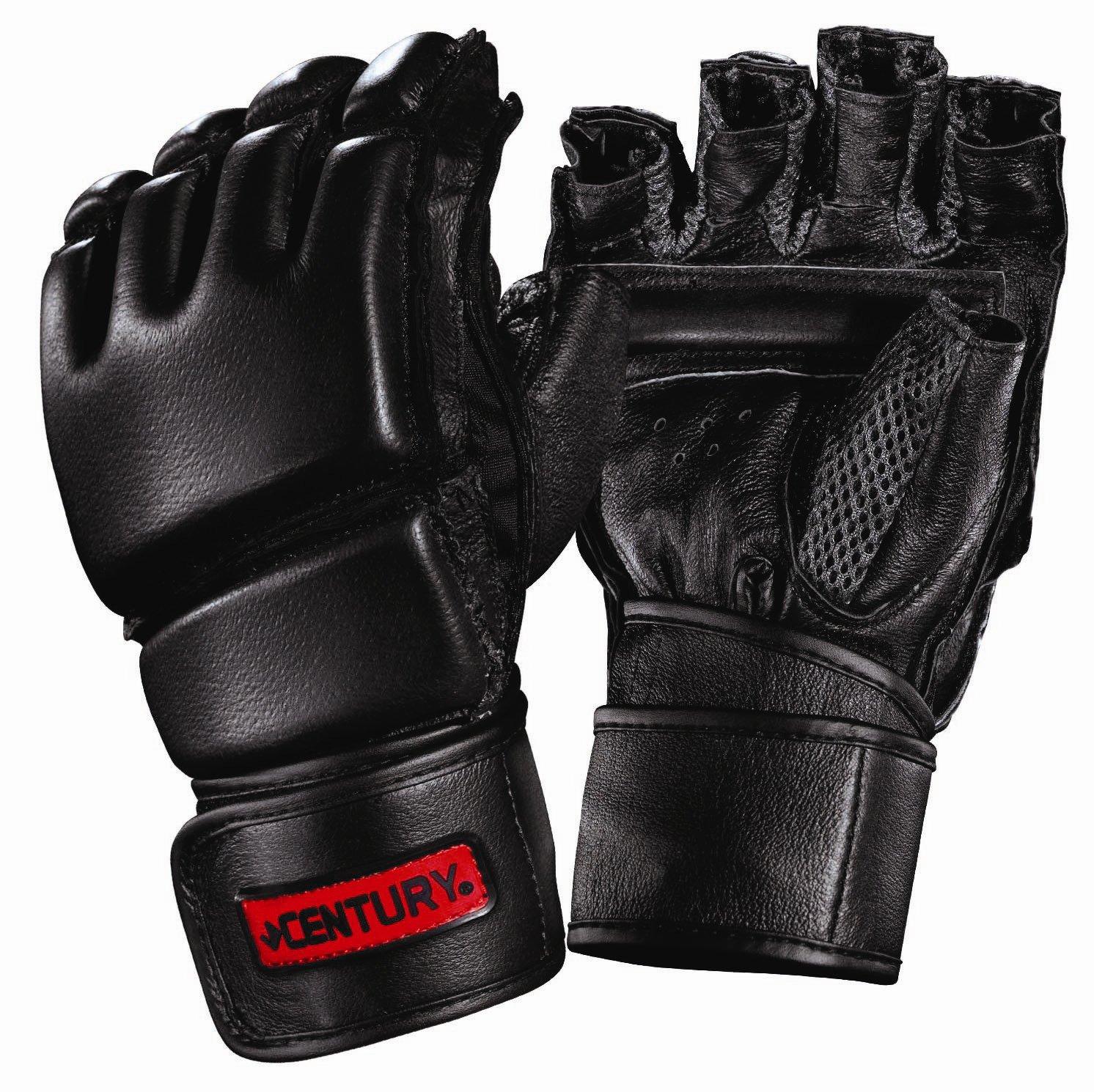 Century® Men's Leather Wrap Bag Gloves