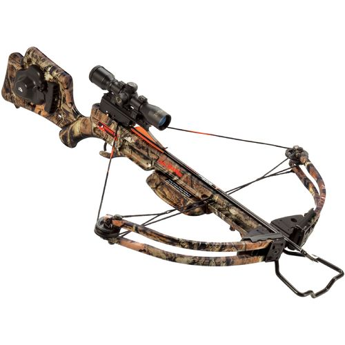 Wicked Ridge Invader HP Crossbow Package