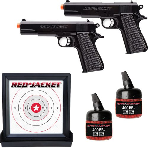 Red Jacket Firearms 1911 Airsoft Pistol Kit