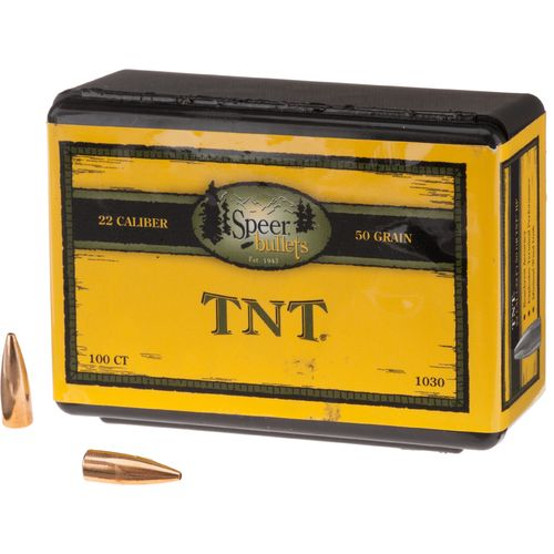 Speer® TNT® .22 50-Grain Hollow-Point Ammunition