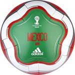 adidas OLP 2014 Capitano Mexico Mini Soccer Ball