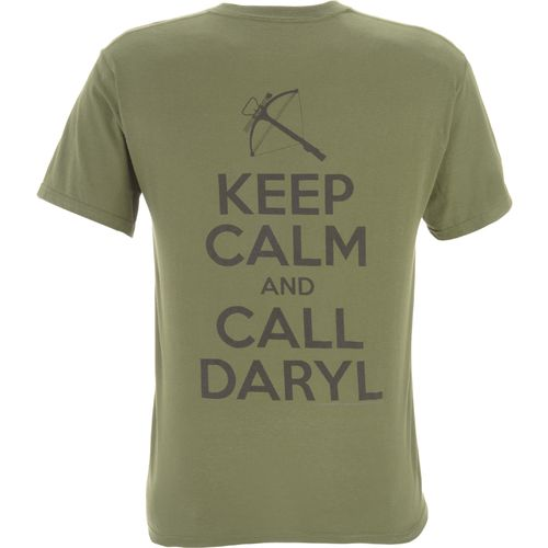 Changes Men s Walking Dead Keep Calm and Call Daryl T-shirt