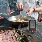 AcuRite Digital Cooking Thermometer with Probe and Pager - view number 2