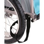 Allen Sports SST1 2-in-1 Hitch-Mounted Bike Trailer/Jogger - view number 1