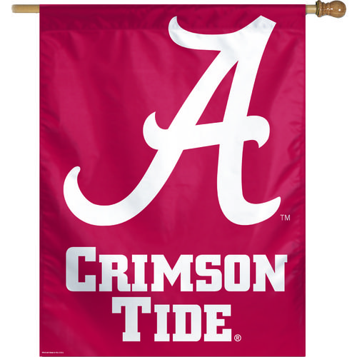 WinCraft University of Alabama Vertical Flag