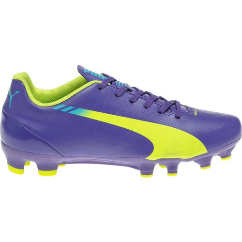PUMA Juniors  evoSPEED 5.3 FG Soccer Cleats