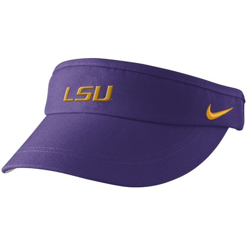 Nike™ Men's Louisiana State University Sideline Dri-FIT Visor