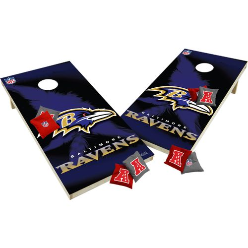 Wild Sports Tailgate Toss XL SHIELDS Baltimore Ravens