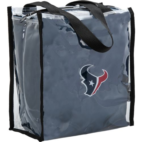 Little Earth Productions Houston Texans Clear Convertible Square