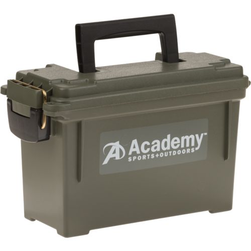 Display product reviews for Academy Sports + Outdoors Field Ammo Box