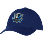 adidas Women's Dallas Mavericks Slouch Adjustable Cap