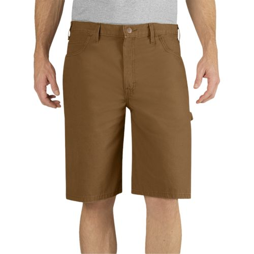 Dickies Men's Relaxed Fit Lightweight Duck Carpenter Short
