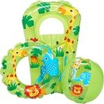 O'Rageous® Kids' Safari 3-in-1 Pool Float Set