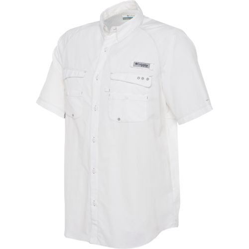 Columbia Sportswear Men's Baitcaster Short Sleeve Button Down Fishing Shirt - view number 1