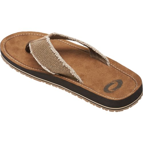 O'Rageous Men's Fray Thong Sandals - view number 3