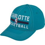 adidas Boys' Charlotte Hornets Practice Graphic Cap