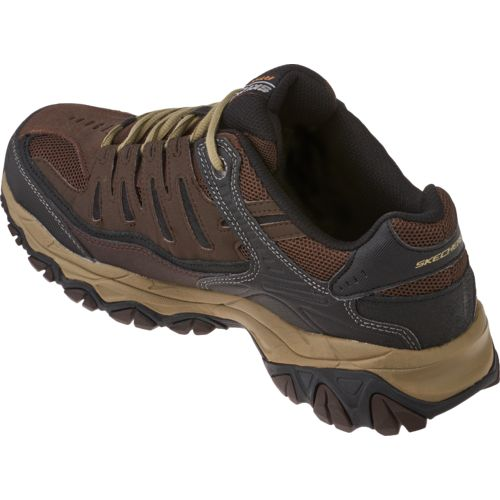 SKECHERS Men's After Burn Memory Fit Training Shoes - view number 3
