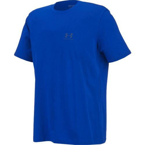 Under Armour Men's Charged Cotton Sportstyle Left Chest Logo T-shirt