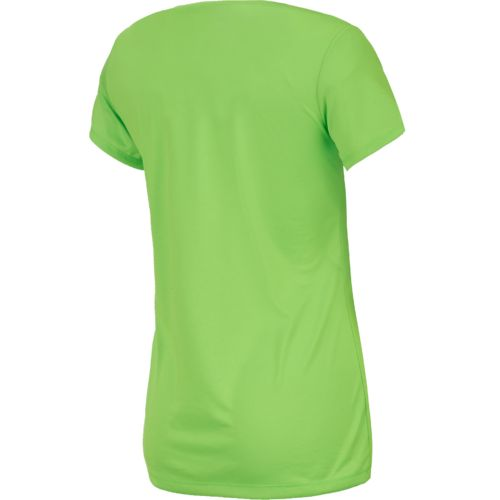 BCG Women's Technical Short Sleeve V-neck Top - view number 2