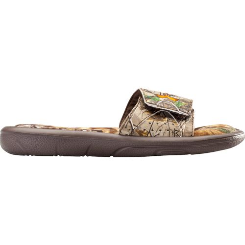 Under Armour™ Boys' Ignite Realtree AP Xtra® Camo IV SL Sports Slides