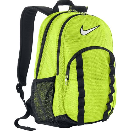 mesh backpack nike