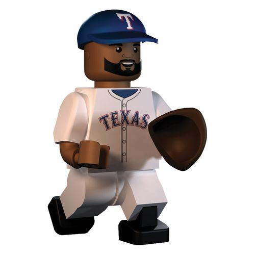 OYO Sports Texas Rangers Prince Fielder Limited Edition Minifigure