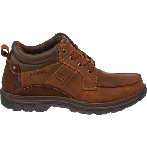 SKECHERS Men's Segment Melego Relaxed Fit Boots