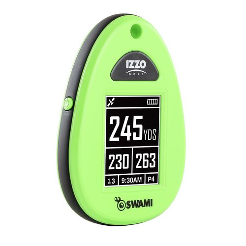 Display product reviews for IZZO Golf Swami Sport Golf Handheld GPS