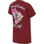 New World Graphics Women's University of South Carolina Short Sleeve T-shirt