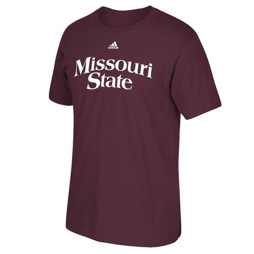 adidas™ Men's NCAA Perpetual Team Font T-shirt