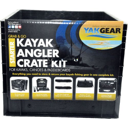 Yak-Gear™ Grab-and-Go Kayak Angler Starter Kit