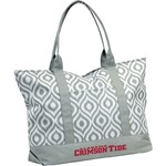 Logo Chair Women's University of Alabama Ikat Tote Bag