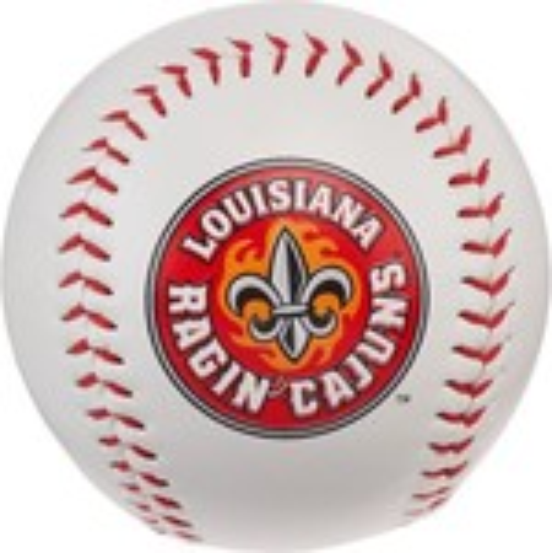 Rawlings® University of Louisiana at Lafayette Kids' Team Logo Baseball