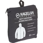 Magellan Outdoors Men's Packable Rain Jacket - view number 3