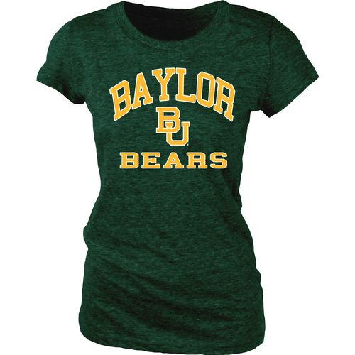 Blue 84 Juniors' Baylor University Triblend T-shirt