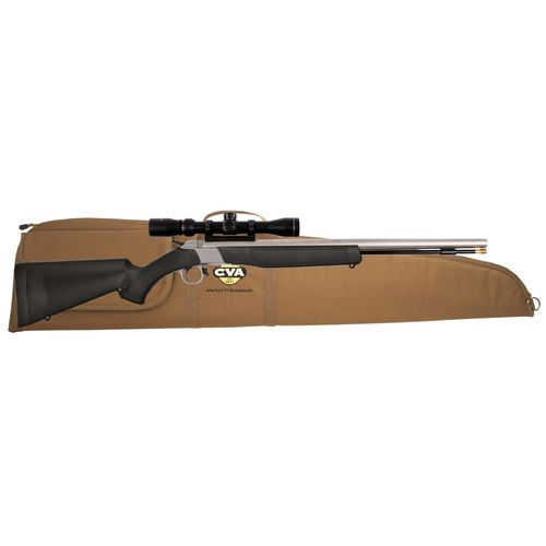 Display product reviews for CVA Wolf .50 Inline Muzzleloader