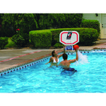 Poolmaster® Portland Trail Blazers Pro Rebounder Style Poolside Basketball Game - view number 2