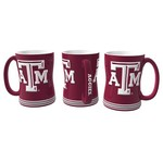 Boelter Brands Texas A&M University 14 oz. Relief-Style Coffee Mug