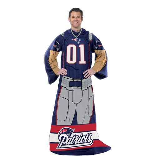 The Northwest Company New England Patriots Uniform Comfy Throw