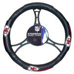 The Northwest Company Kansas City Chiefs Steering Wheel Cover - view number 1