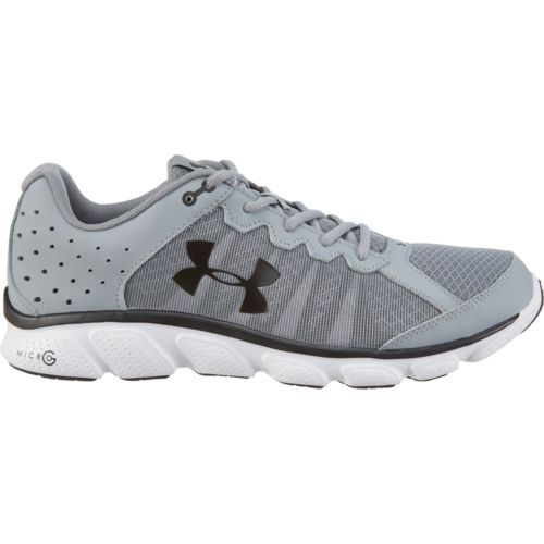 Display product reviews for Under Armour Men's Micro G Assert 6 Running Shoes