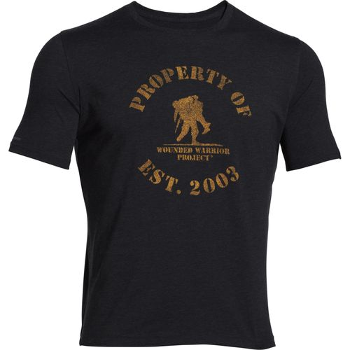 Under Armour™ Men's Freedom Support the Troops T-shirt