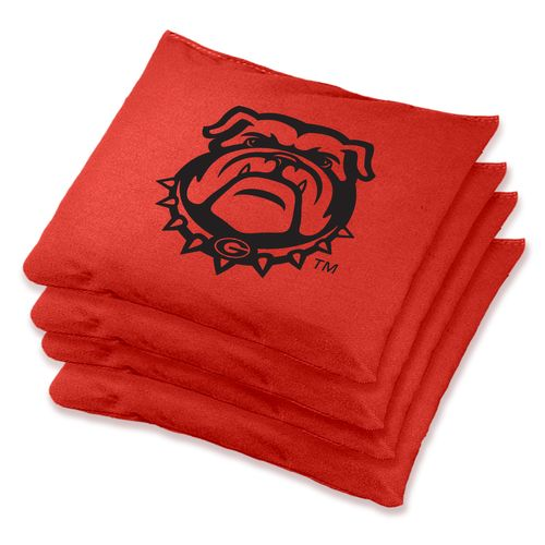 Display product reviews for Wild Sports University of Georgia Regulation Beanbags 4-Pack