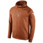 Nike Men's University of Texas Champ Drive Hyperspeed Pullover Hoodie