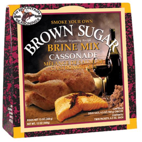 Hi Mountain Jerky Brown Sugar Brine