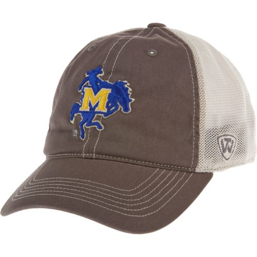 Top of the World Adults' McNeese State University Putty Cap